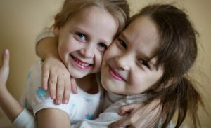Glada barn i Vitryssland