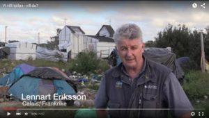 Lennart rapporterar från Calais