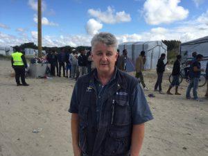 Lennart Eriksson i Calais