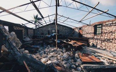 Alle Star of Hopes skoler berørt av orkanen