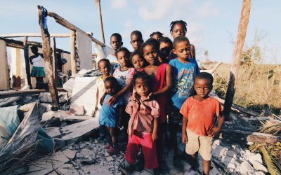 Befaring sørvestre Haiti