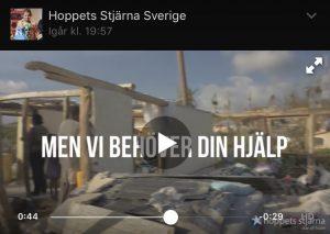 Film om katastrofen på Haiti