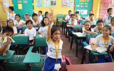 Husker du din første skoledag?