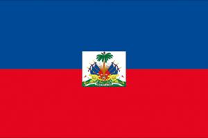 Haitiflagga