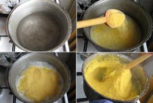Hur man göra polenta