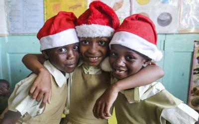 Bli en julehelt!