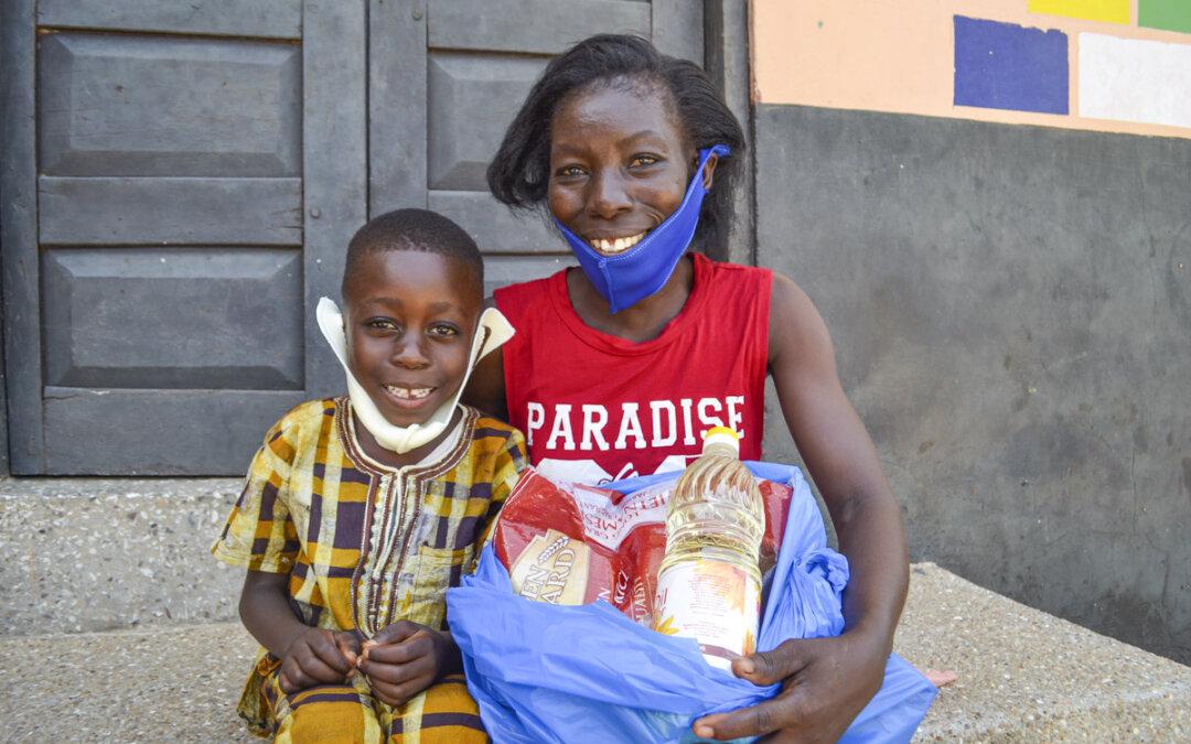 Matutdeling i Ghana