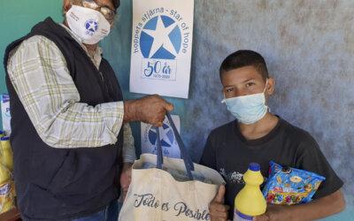 Nødhjelp i Argentina