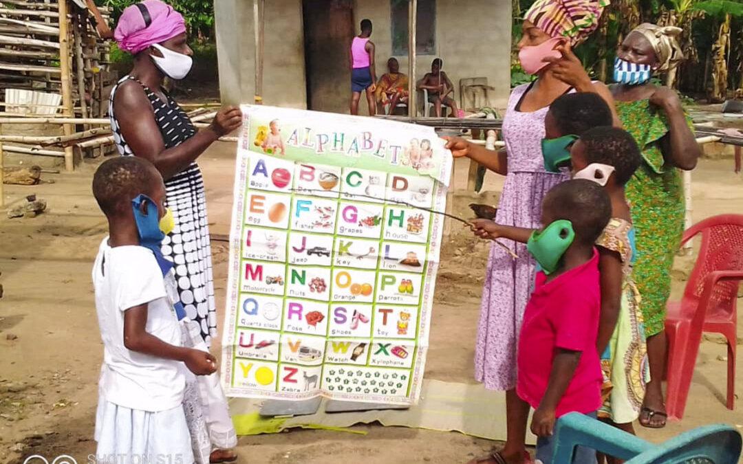 Hjemmeskole i Ghana