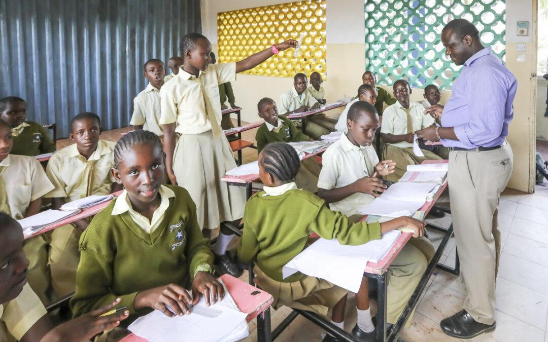 I Kenya er eksamen utsatt til neste år