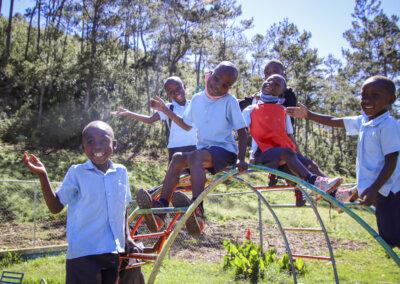 Skoleåret på Haiti er over