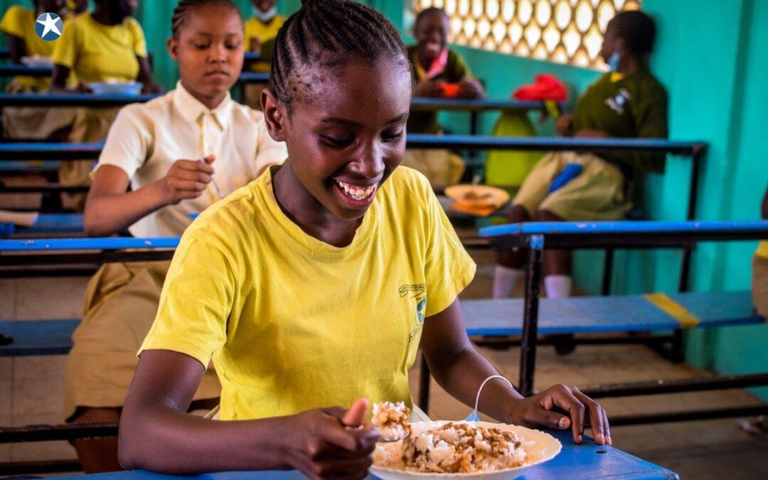 Skolene i Kenya er godt i gang
