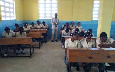 Kuppforsøk på Haiti – flere av våre skoler er stengt!