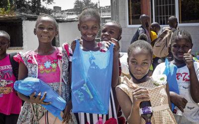 Slik har vi hjulpet Kenyas utsatte jenter