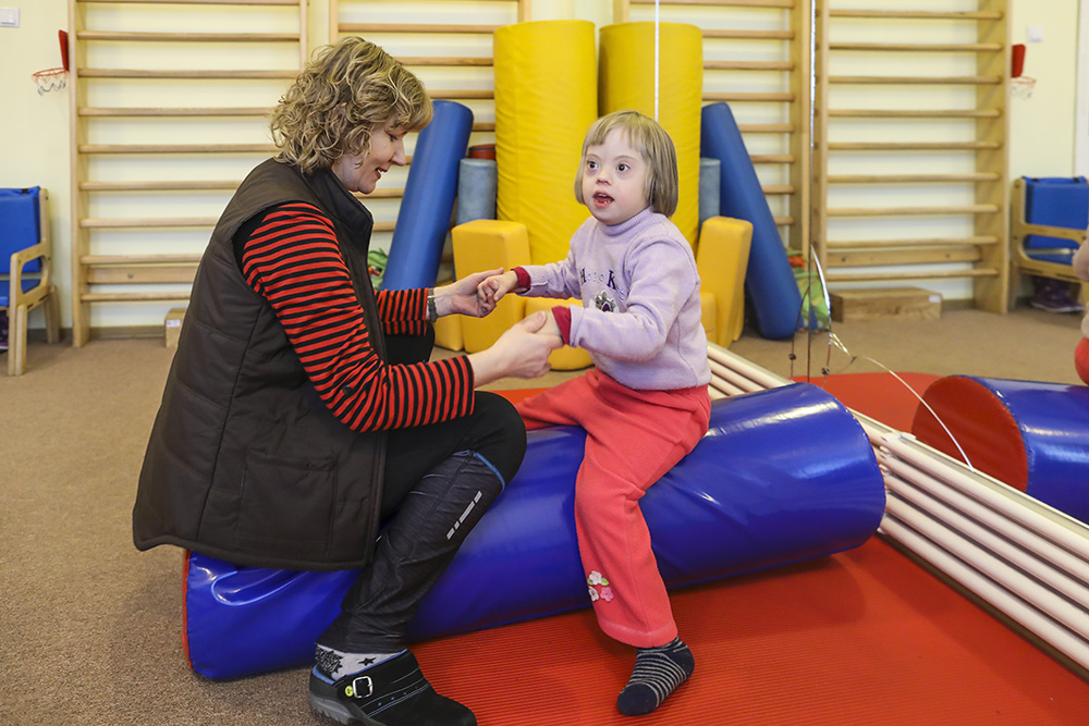 Hjelp oss å kjempe videre for barn med ulike nedsatte funksjonsevner!