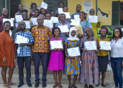 Lærerseminar i Ghana