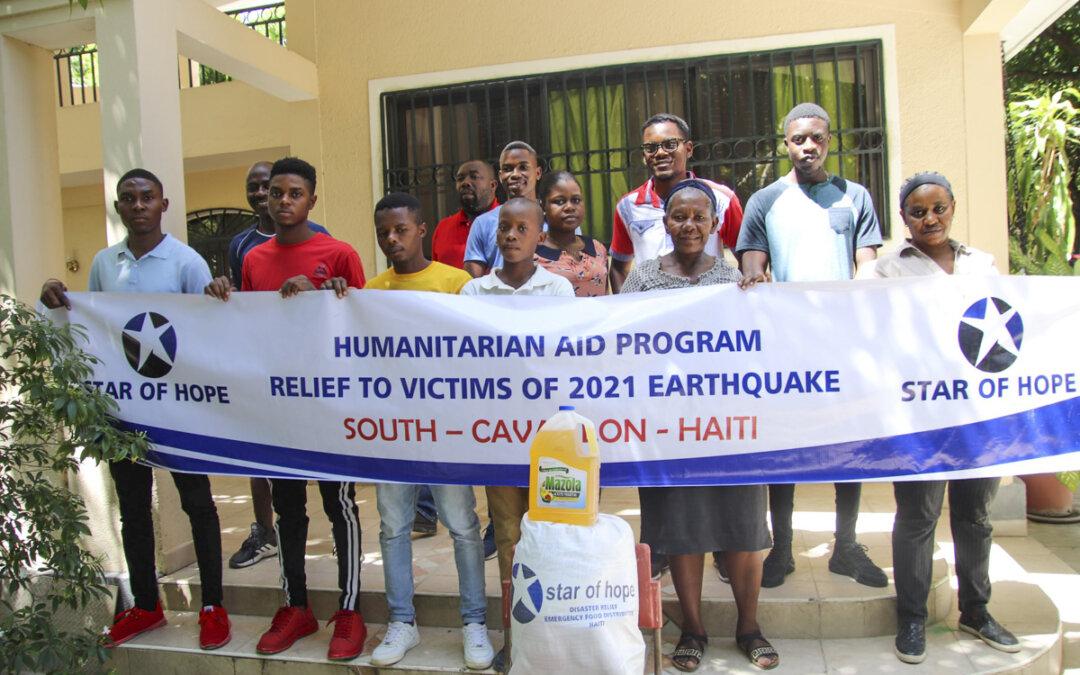 Siste nytt om Haitikatastrofen
