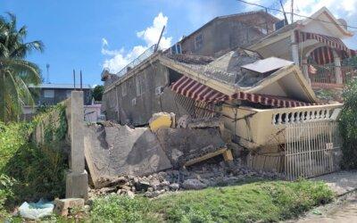 Oppdatering fra det jordskjelvrammede Haiti